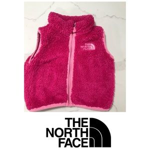The North Face best baby girls zip up